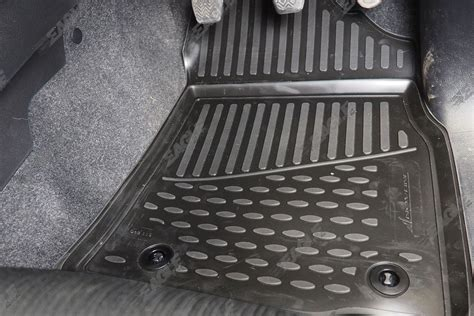 Toyota Hilux Rubber Floor Mats Toyota Hilux Rubber Floor Mats Tray Tailored Fit Tpe