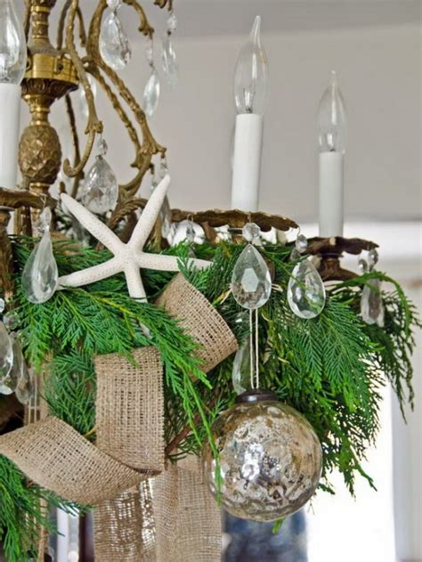 coastal decor ideas 32 beach christmas d 233 cor ideas digsdigs