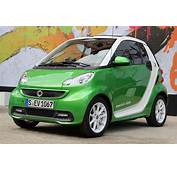 2013 Smart Fortwo Electric Drive First Photo