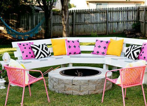 creative backyards diy backyard ideas 9 creative ways to make a hangout bob vila