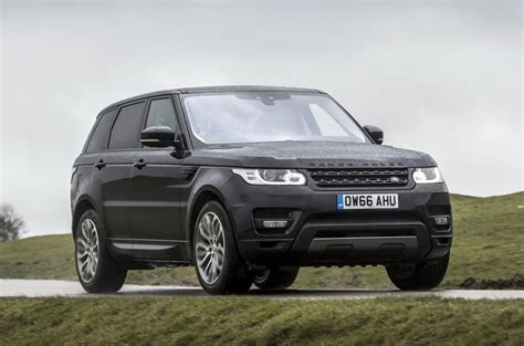 cost of a new range rover sport range rover sport review 2017 autocar