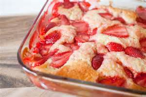 Cooking Light Desserts Strawberry Buttermilk Pudding Cake With Mascarpone Fresh