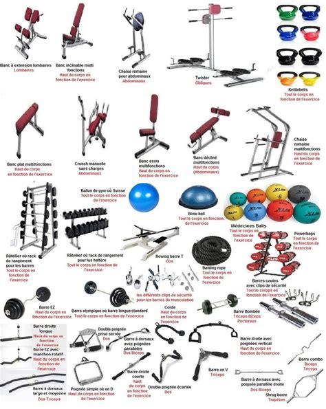 Exercice De Musculation Avec Banc by 17 Meilleures Id 233 Es 224 Propos De Appareil Musculation Sur