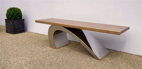 designer garden bench contemporary garden benches 31 furniture ideas on