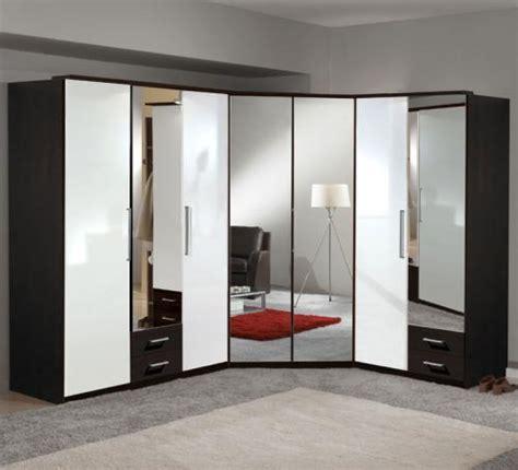 spiegel schiebetüren kleiderschrank neu eckkleiderschrank hochglanz wei 223 wenge eckschrank