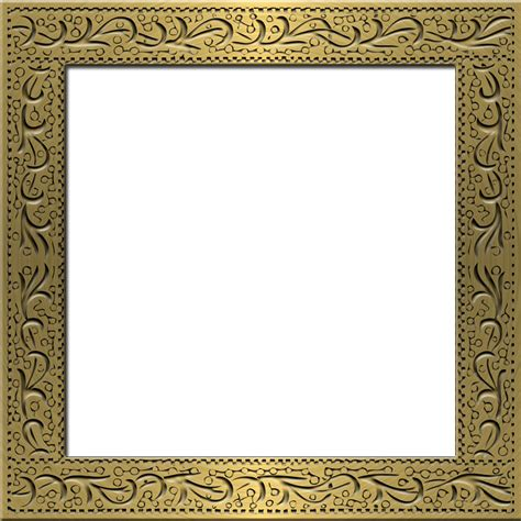 Florida Style by Presentation Photo Frames Square Style 11