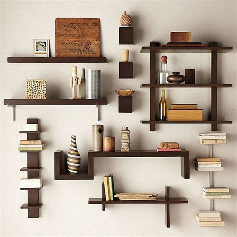 wall mountable bookshelves 60 creative bookshelf ideas and design