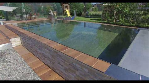 beautiful edelstahl pool selber bauen images