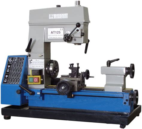 Mesin Bubut Mini Rakitan Diy 6 In 1 20 000rpm 3 in a mill drill combo at125 mini hobby lathe machine for household use view mill drill lathe