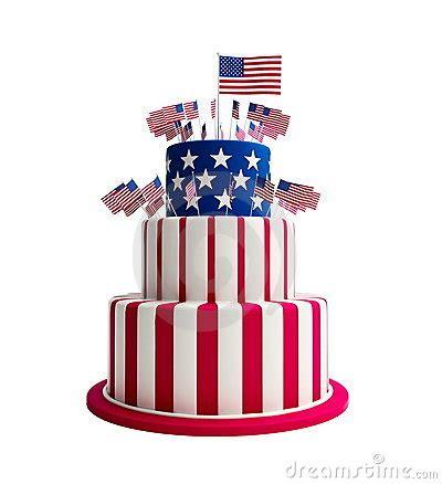cake usa royalty  stock image image