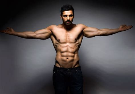 best bodies abraham is more than biceps abs and a