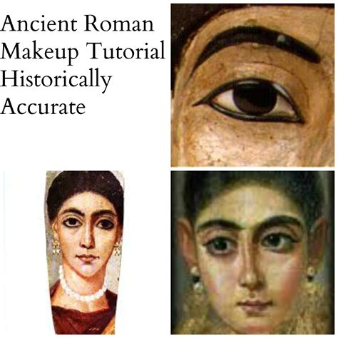 ancient roman hairstyles and makeup ancient roman makeup tutorial historically accurate youtube