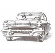 Dibujo Art&237stico Automovilismo