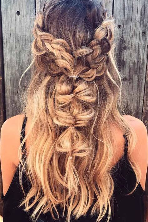 Bohemian Hairstyle by Best 25 Amazing Hairstyles Ideas On Cool