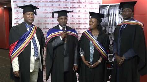 Regent Mba by Regent Business School Graduation 2014