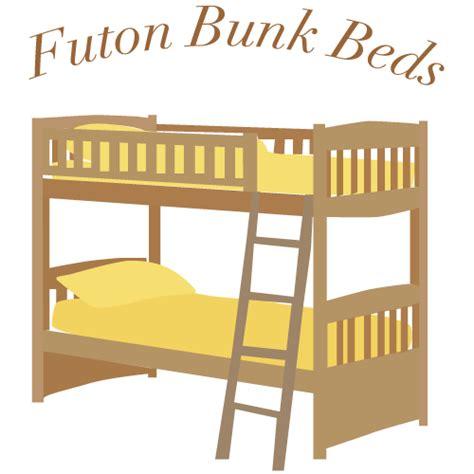 bunk beds futon bunk bed wood loft beds the