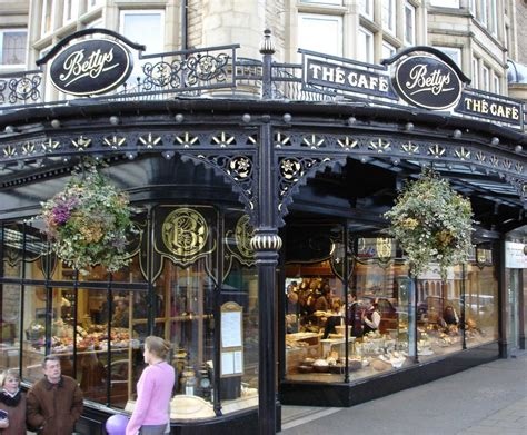 Tea Room Cafe by History Bettys Caf 233 Tea Rooms In Harrogate Uk