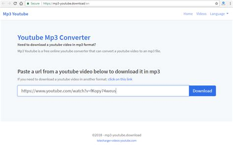 download youtube mp3 reviews mp3 youtube download review and tutorial step 1 open front
