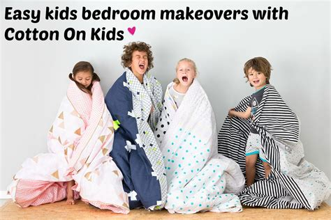 cotton on kids bedroom easy kids bedroom makeovers with cotton on kids mrs d plus 3