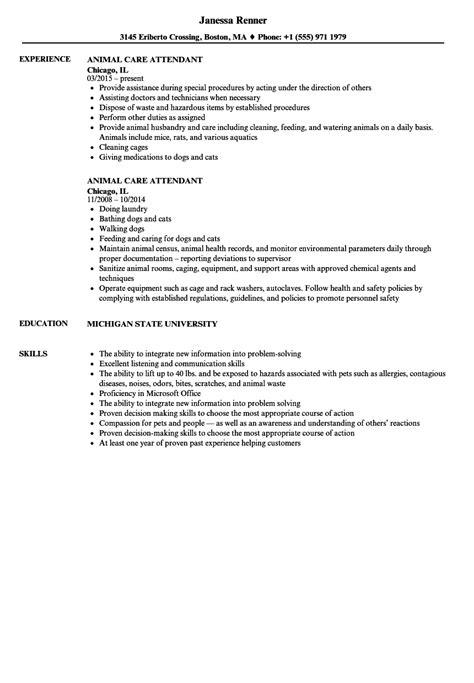 kennel attendant cover letter | dionysus.fsluidsprekers.tk