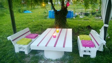 faire un canapé en palette comment faire un salon de jardin en palette comment