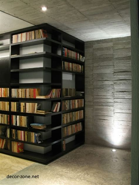 library decor modern home library design ideas