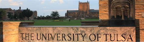 Tulsa Mba by College Of The Of Tulsa In Usa Masters
