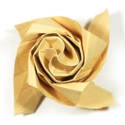 origami swirl how to make a new swirl kawasaki origami flower page 38