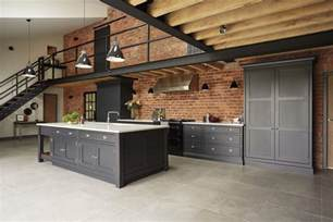 industrial style kitchen industrial style kitchen tom howley