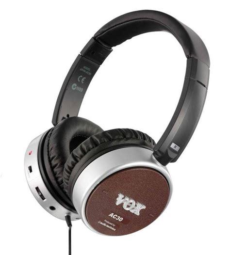 Vox Hones Bass Headphone Earphone Guitar Gitar vox hones ac30 active guitar headphones mcquade musical instruments