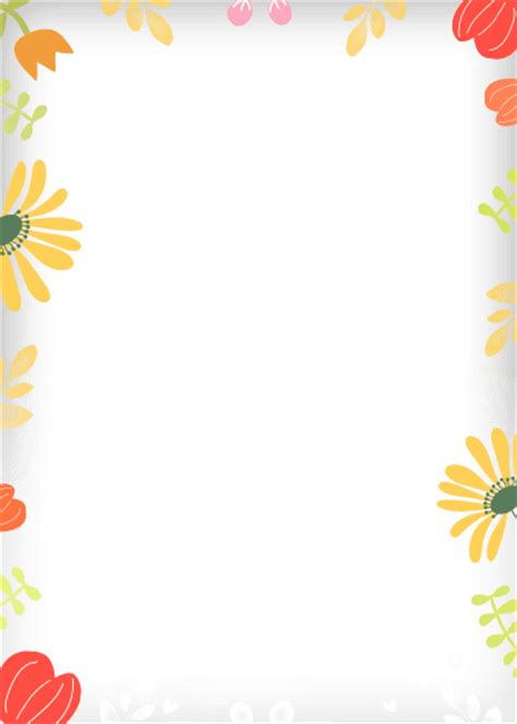 First Birthday Portrait Flowers Invitation   Invites