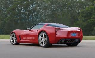 2013 Chevrolet Corvette Coupe Car And Driver