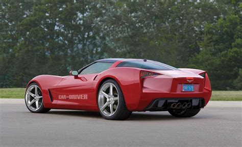 2013 Chevrolet Corvette C7 | car and driver
