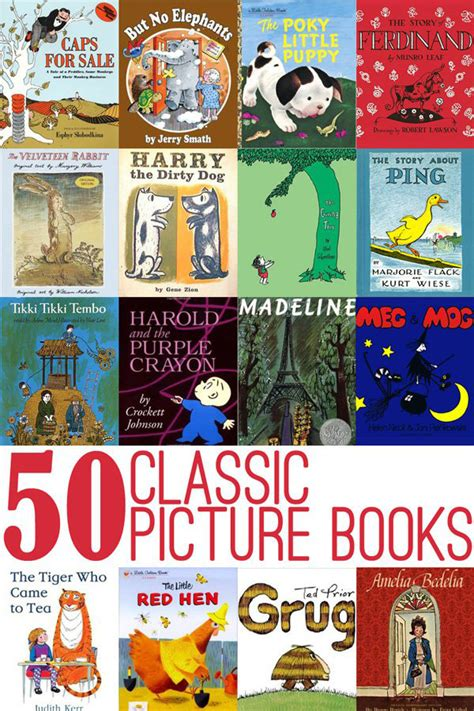 great picture books best gifts for childhood101