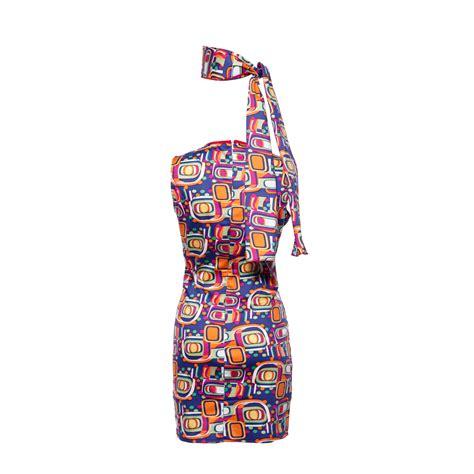70er Jahre Kleidung by 70er 80er Jahre Kleid Kost 252 M Flowerpower Herren Damen