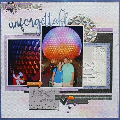 Challenge Use Themed Papers For Non Themed Layouts 2 by 742 Best Scrapbooking Inspiration Dcwv Inc Images On