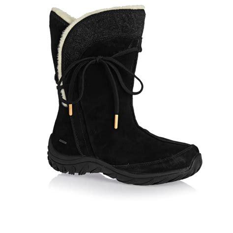 patagonia boots patagonia attlee tie waterproof boots black free uk
