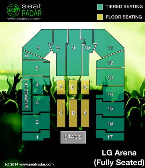 Rexall Place Floor Plan by Awesome Lg Arena Floor Plan Pictures Flooring Amp Area