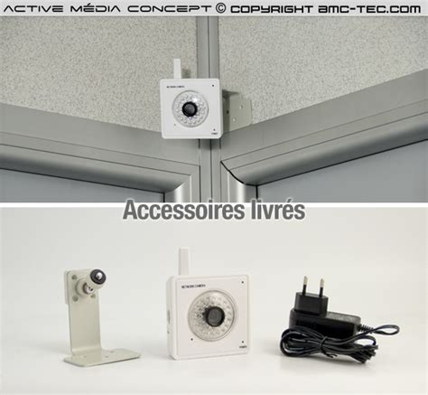 Alarme Maison Sans Fil 657 by Ipcam Mini W Mini Ip Wifi Infrarouge Et