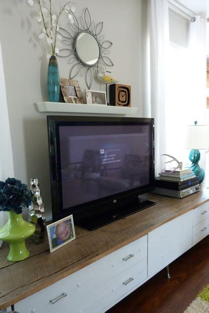 Decorating Ideas Above Tv Top 25 Best Tv Decor Ideas On Colors Tv