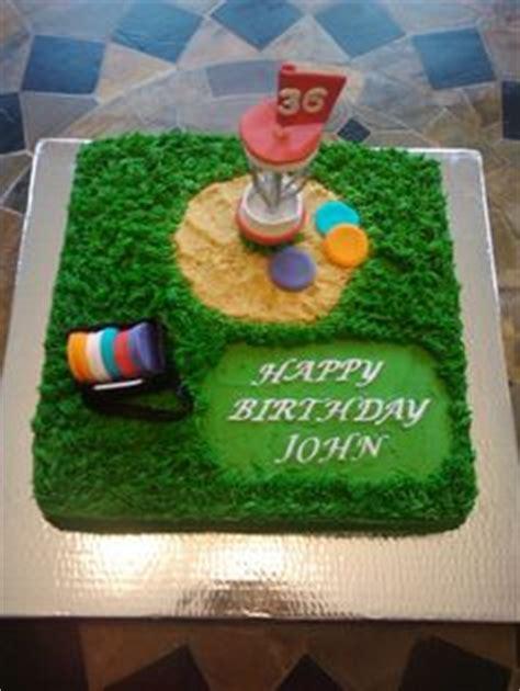 disc golf grooms cake courtesy   mom  dad munchies pinterest disc golf golf