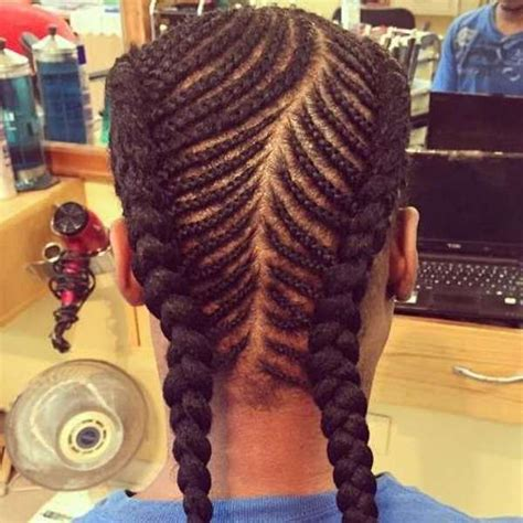 african fishtail braid african american fishtail braids hairstyles black men