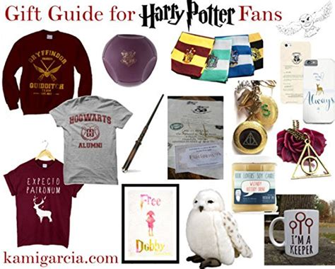 kami garcia s blog gift guide for harry potter fans