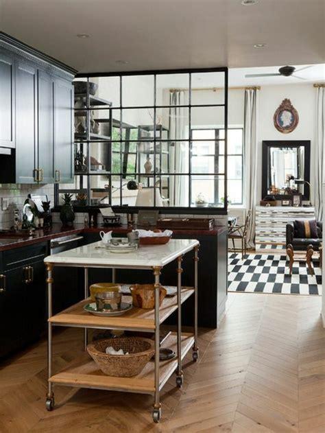 Wohnideen Offene Küche by K 252 Che Offene Raumteiler
