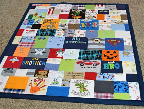 How To Make Patchwork Quilt From Baby Clothes - baby clothes quilt pictures t shirt quilt pictures