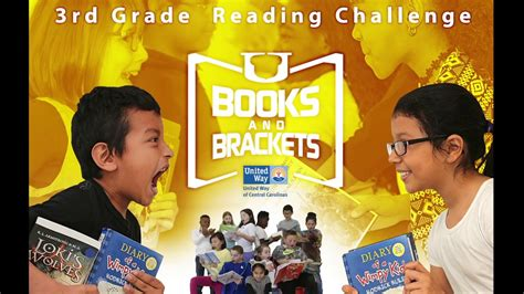 Kickoff Book Report by Ucps Books And Brackets Kickoff