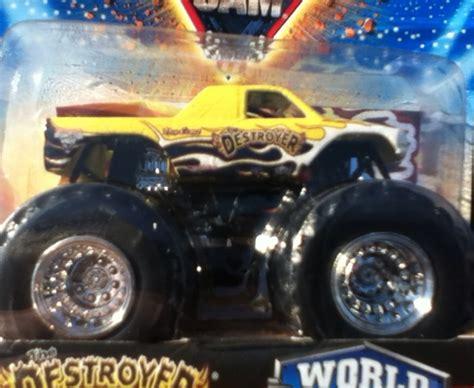 monster truck jam los angeles free monster jam truck yellow destroyer flag series