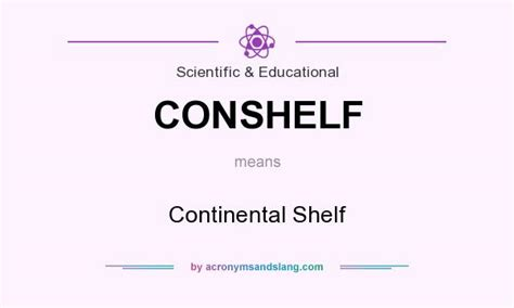 Does Def A Shelf by What Does Conshelf Definition Of Conshelf Conshelf Stands For Continental Shelf By