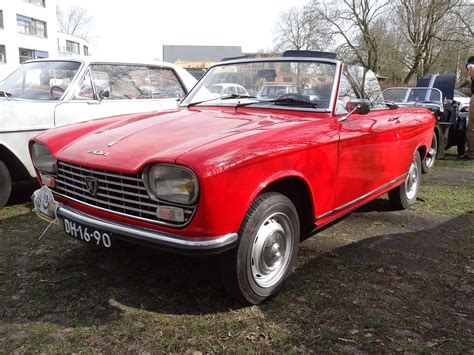 peugeot cars old peugeot 204 cars classic french cabriolet convertible