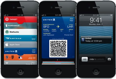 Apple Passbook Gift Card - passbook the best digital payment apps right now complex
